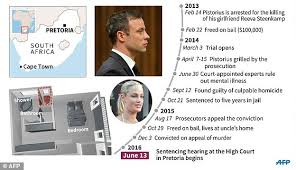 Bench Trial In A Sentence Oscar Pistorius May Compete In 2020 Olympics South Africa Chief