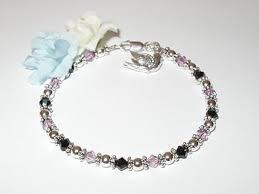 memorial bracelets for loved ones memorial bracelets for loved one by aqua moon keepsakes