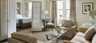 Boston Hotel Suites Eliot Hotel Back Bay MA - Two bedroom suite boston