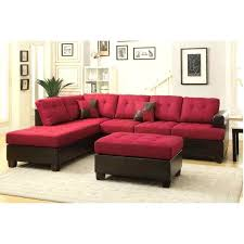 used red leather sofa used red leather couch for sale good sectional sofa about remodel