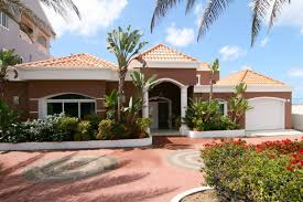 la vista resort curacao 4 bedroom house with sea view u0026 pool for
