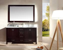 Espresso Double Vanity Ariel Cambridge 61
