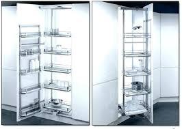 colonne coulissante cuisine colonne de rangement pour cuisine rangement colonne cuisine armoires