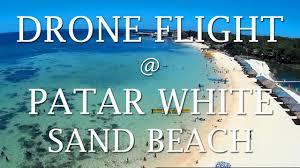 Sand Beach by Syma X8c Quadcopter Flight Patar White Sand Beach Bolinao