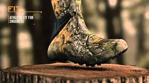 rocky game changer boots in realtree camouflage patterns youtube