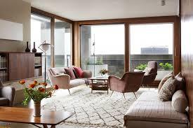 barbican flat by maria speake of retrouvius mid century design
