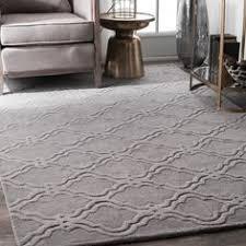 Overstock Com Large Area Rugs 460 Overstock Nuloom Handmade Carved Talisman Wool Grey Rug 8