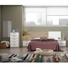 ensemble de chambre ensemble meuble de chambre constitué de deux tables de chevet et d