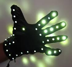Light Up Gloves R Kelly Light It Up Enlighted Designs
