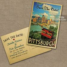 postcard save the date pittsburgh save the date postcards printable pittsburgh