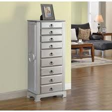 Large White Jewelry Armoire Wonderful Large Jewelry Cabinet 25 Best Jewelry Armoire Ideas On