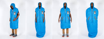 chumbuddy sleeping bag and body pillow incredible things every couch potato will want this wearable sleeping bag