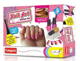 buy funskool nail art online at low prices in india amazon in