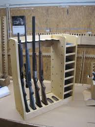 Built In Gun Cabinet Plans Make A Closet A Gun Safe Roselawnlutheran