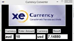 Currency Converter Python Xe Currency Converter