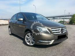 mercedes b200 2013 2013 mercedes b200 1 6 a year cars for sale in