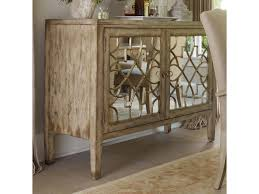 sanctuary 4 drawer console table hooker furniture sanctuary two door mirrored console belfort