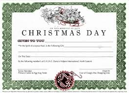 10 best images of christmas gift certificates christmas gift
