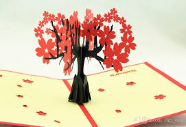 3d handmade card mothers day gifts card 3d envelope