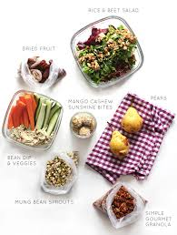 14 healthy ideas for meals on the go little green dot