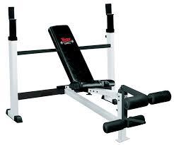 Squat Rack And Bench Press Combo Adjustable Olympic Combo Bench Press W Leg Developer York Barbell