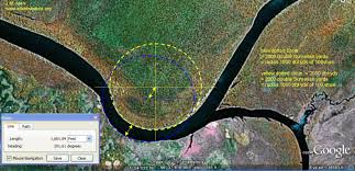 Parana River Map Canal Orinocco To Amazon