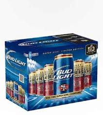 how much is a 30 pack of bud light bud light team cans 28 99 bud light is always found where good