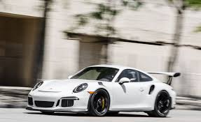 porsche gt3 reviews specs u0026 prices top speed lightning lap 2016 the year u0027s hottest performance cars at vir