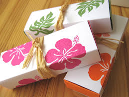wedding gift box ideas themed party favors with gift box ideas hawaiian wedding