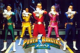 Turbo Power Rangers 2 - shout kids factory hasbro studios archives night helper