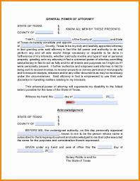 Financial Power Of Attorney Form California by 10 Texas Power Of Attorney Forms Action Plan Template