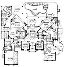 dream home layouts italian house plan 82109 total living area 2256 sq ft 3
