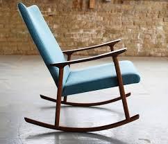 Wood Rocking Chairs For Nursery Pretty Looking Small Nursery Rocking Chair Modern Twist On Chairs For Swivel Jpg
