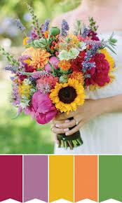 Pictures Flower Bouquets - best 25 sunflower bridal bouquets ideas on pinterest sunflower