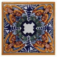mexican tile bathroom ideas tiles 4x4 ceramic tile for kitchens and bathrooms