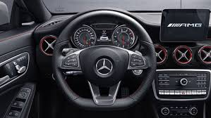 mercedes cla45 amg 2018 amg cla45 4 door coupe mercedes
