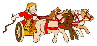 transportation clip art by phillip martin roman chariot