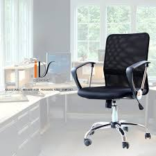Ergonomic Chair And Desk Idsonlinecorp Ergonomic Adjustable Mid Back Mesh Desk Chair