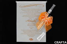 Scroll Invitations Quinceanera Scroll Invitations Kawaiitheo Com