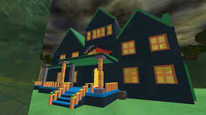 monster house monster house roblox