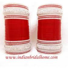 punjabi wedding chura 2015 wedding chura blood color online 2015 bridal
