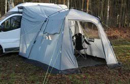 Camper Van Awnings Sunncamp Motor Buddy 250 Drive Away Campervan Awning
