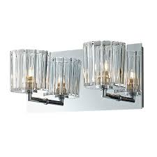 crystal bathroom wall 2 light fixture candle sconces vanity