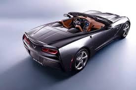 corvette stingray 2014 2014 corvette stingray convertible amcarguide com american