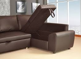 Corner Leather Sofa Fernando Leather Left Hand Corner Sofa Bed Black Can Deliver