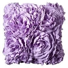 Lavender Throw Pillows Purple Lotus Pillow In Decorative