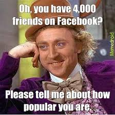 Status Meme - because facebook defines social status meme by indierokker12