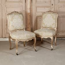 pair antique italian louis xv giltwood chairs inessa stewart u0027s