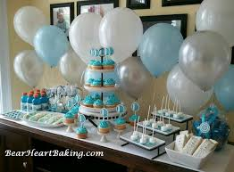 Baby Shower Pastel - exquisite design ideas de baby shower fancy para color pastel