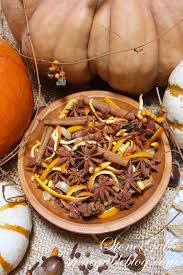 fall is in the air making harvest simmering potpourri stonegable